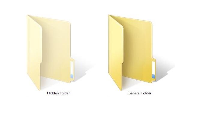 hidden-and-general-folder
