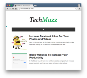 techmuzz header menu responsive