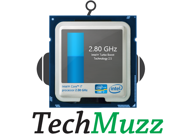 processor speed after turbo boost