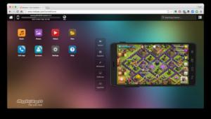 Mobizen browser version