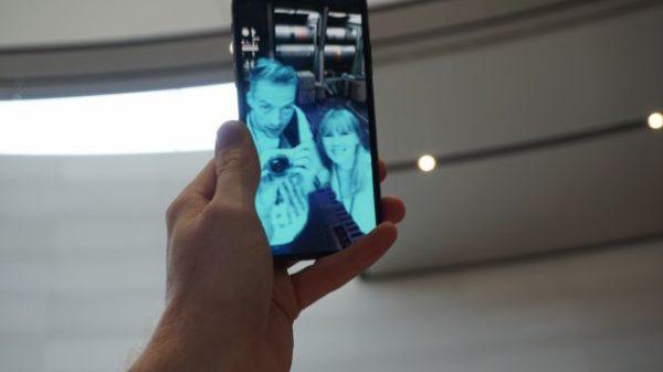 iphone x camera filter