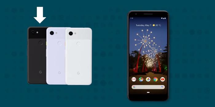 google pixel 3a and 3a xl colors