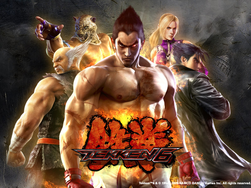 PPSSPP Tekken 6 Download