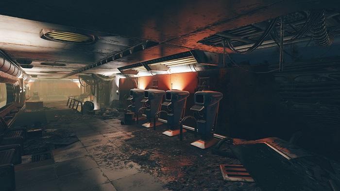 Watoga Underground 2